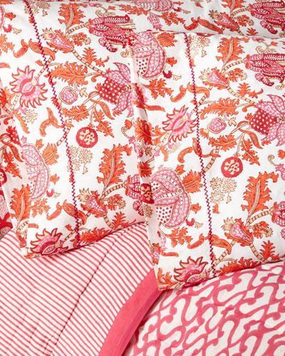 Amanda King Pillowcases, Set of 2
