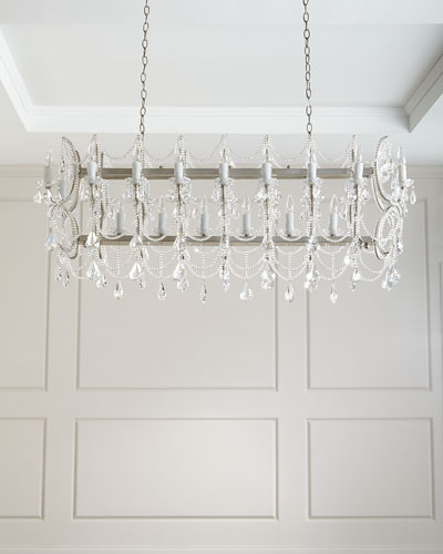 Quick look prodselect checkbox long crystal chandelier
