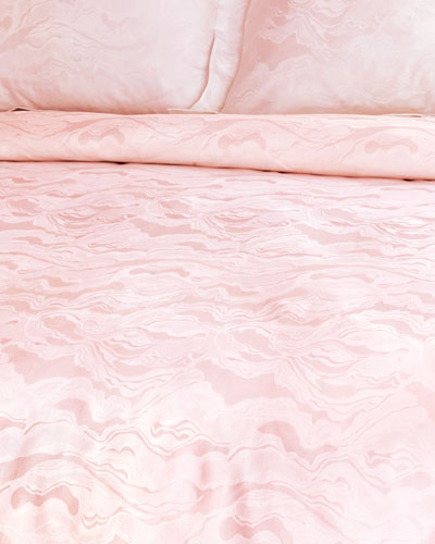 Stratus Petal King Duvet Cover