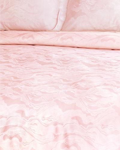 Stratus Petal Queen Duvet Cover
