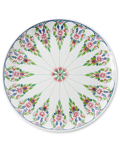 Dishwasher safe. Imported. Quick Look. prodSelect checkbox. Lalana Floral Melamine Dinner Plate  sc 1 st  Horchow & Dishwasher Safe Melamine Dinnerware | horchow.com