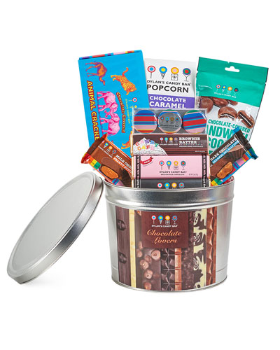 Chocolate Lovers Bucket