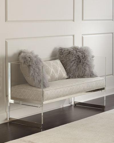Bernhardt Acrylic Furniture