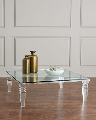 73fe5a4fb07b Quick Look. prodSelect checkbox. Christelle Large Acrylic Coffee Table
