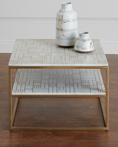 Merveilleux Bunching Coffee Table
