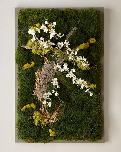 quick look prodselect checkbox garden escape wall art - Garden Wall Artwork