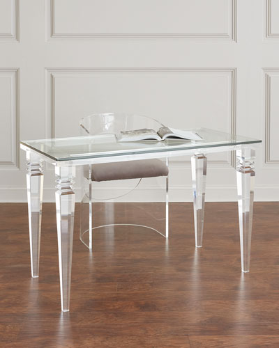 Acrylic Glass Furniture Horchow Com