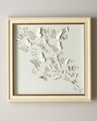 Quick look prodselect checkbox butterfly family ii wall art