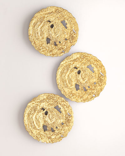 Quick Look. ProdSelect Checkbox. Small Gold Circle Wall Decor
