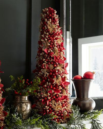 Sample Christmas Tree Decorating Ideas: Holiday Christmas Decor