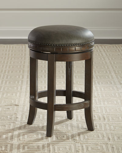 Incredible Wood Counter Stool Horchow Com Inzonedesignstudio Interior Chair Design Inzonedesignstudiocom