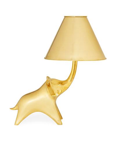 150 Watt Brass Table Lamp Horchow Com