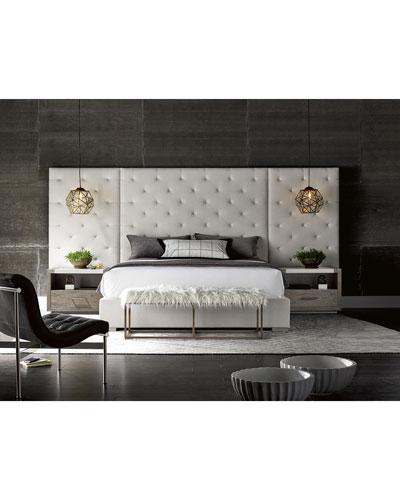 Quick Look. ProdSelect Checkbox. Parigi Tufted California King Bed