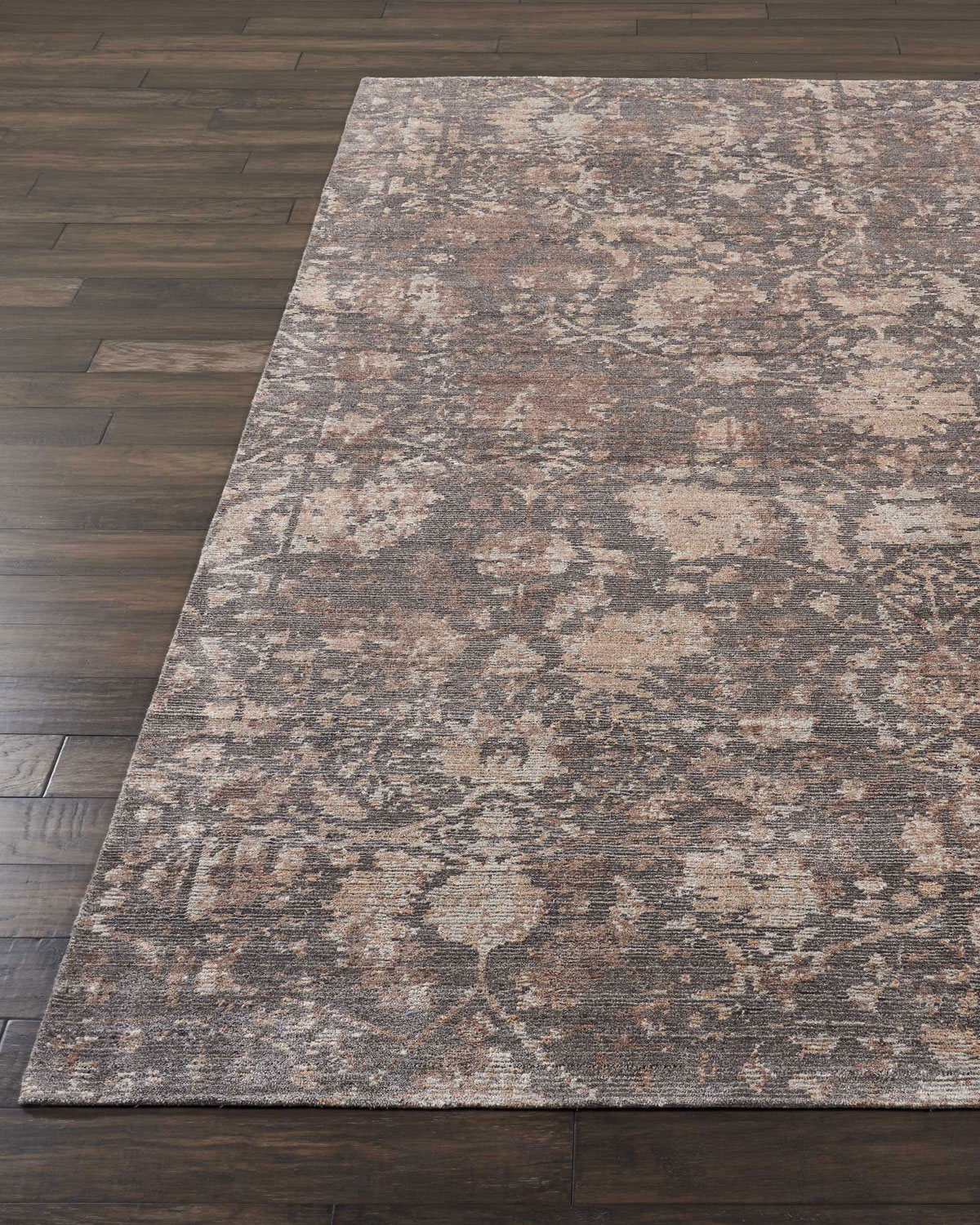 """Mumbi Hand-Knotted Area Rug, 7'9"""" x 9'9"""" Product Image"""