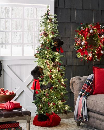 Accented Christmas Decor | horchow.com