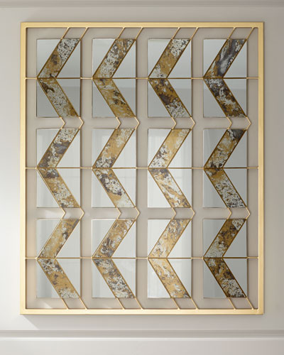 Imported Gl Wall Decor | horchow.com on