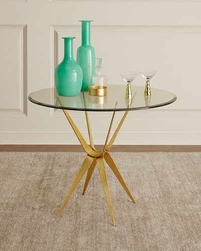 Quick Look. ProdSelect Checkbox. Benn Sculptured Base Entry Table