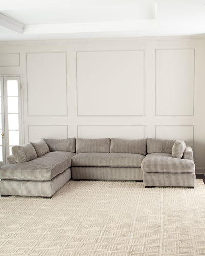 Quick Look Prodselect Checkbox Mitchell Upholstered Sectional Sofa
