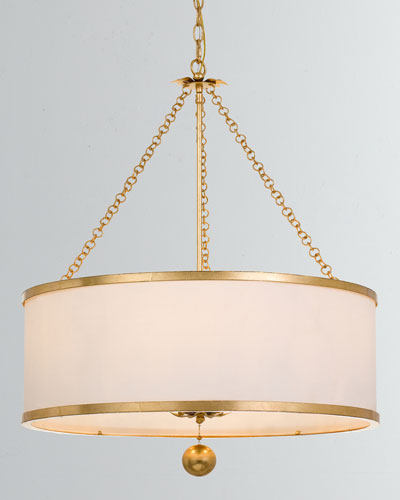 Gold Chandelier Lighting Horchow