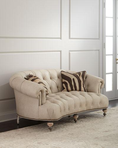 Enjoyable Fine Leather Furniture Horchow Com Short Links Chair Design For Home Short Linksinfo