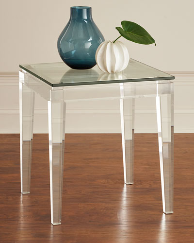 1872b2bf623a Quick Look. prodSelect checkbox. Teighlor Acrylic Side Table