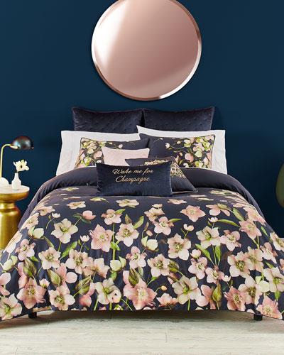 b277fe2b7e Cotton Sateen King Comforter | horchow.com