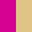 FUSCHIA/GOLD