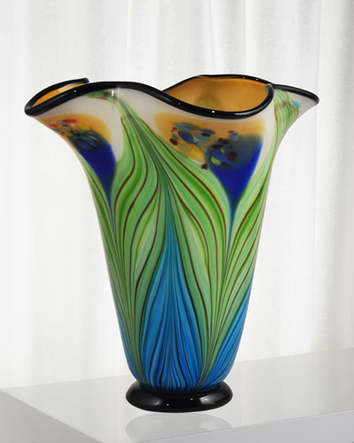 Decorative Glass Vases Horchow Com