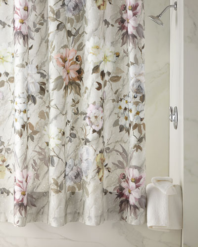 Designer Shower Curtain Horchow Com, Designer Shower Curtains