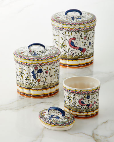 Decorative Canisters Horchow Com