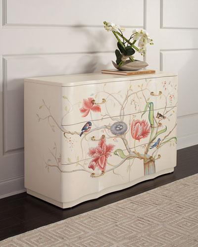 Hand Painted Bedroom Furniture | horchow.com