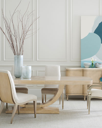 Birch Dining Table Horchow