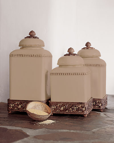 Kitchen Canisters | horchow.com