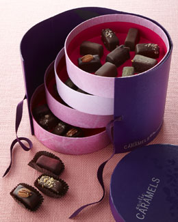 Vosges 36 Exotic Caramel Collection