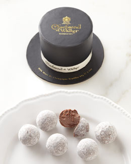 "Charbonnel ET Walker ""Top Hat"" with Six Truffles"