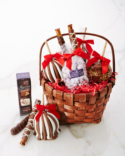 Classic Holiday Basket