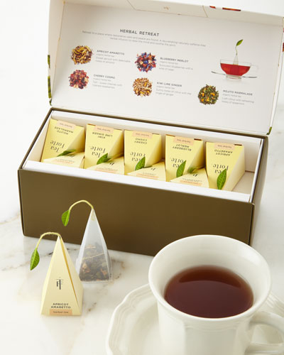 Herbal Retreat Tea Gift Box