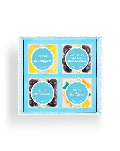 Aloha Bento Candy Box, 4 Flavors