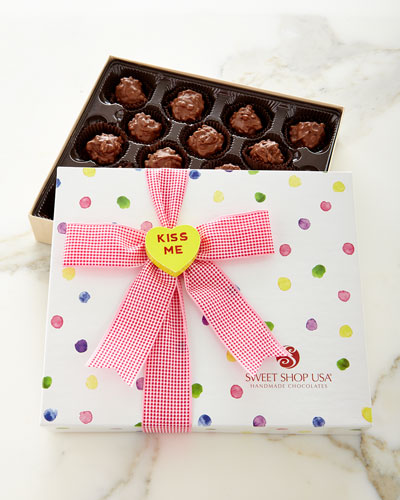 18 Gift-Boxed Truffles