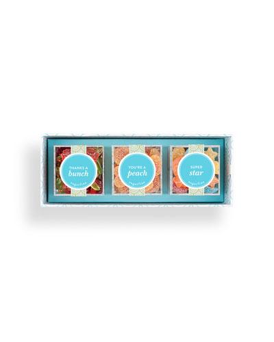 Thank You Bento Candy Box, 3 Flavors