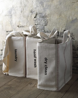 French Laundry Home Laundry Totes