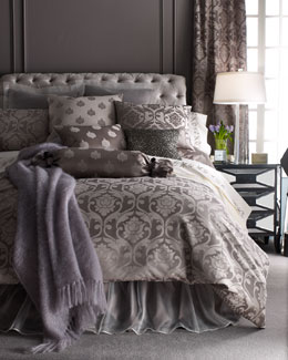 Fino Lino Linen & Lace Charleston Bedding