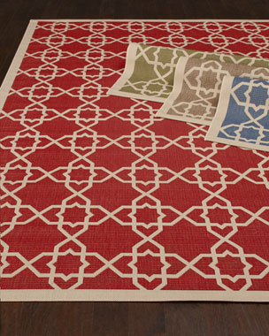 Safavieh Locking Hex Rug