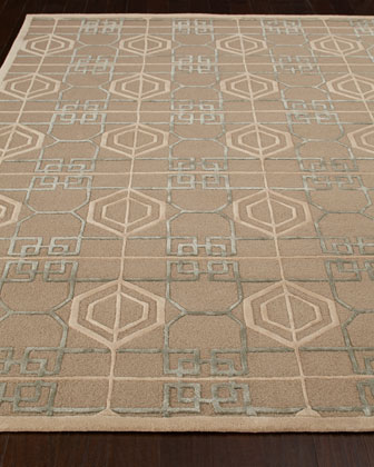 9 Foot Modern Rug | horchow.com | 9 Ft Modern Rug, Nine Foot ...