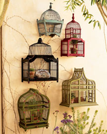 Birdcages- Horchow