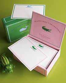 "Horchow ""Nantucket"" Boxed Cards"