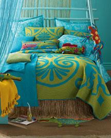 """Horchow """"Royal Garden"""" Bedding"""