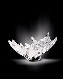 """Lalique Lalique """"Champs Elysees"""" Bowl"""
