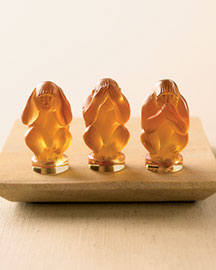 Lalique Lalique Monkeys