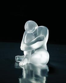 """Lalique Lalique """"Sage"""" Nude"""